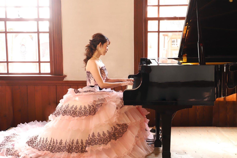 Satomi Piano Lesson Room
